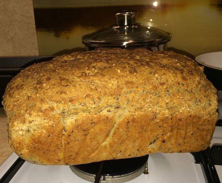 Rezept 3 - Minuten Brot von Titus2002 - Rezept der Kategorie Brot & Brötchen