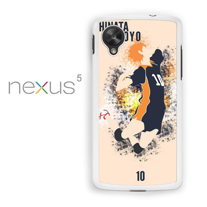 hinata shoyo awesome for Nexus 4/Nexus 5/Nexus 6 phonecases