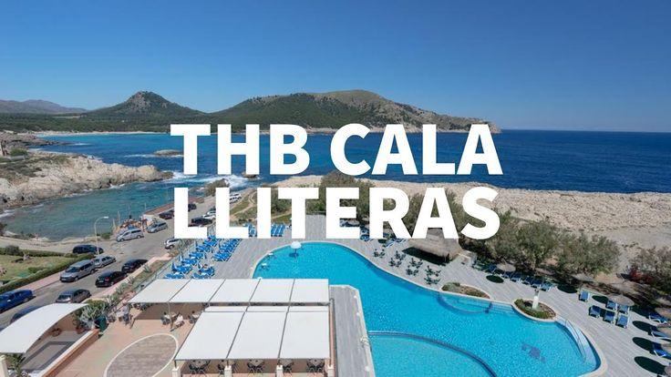 Hotel THB Cala Lliteras en Cala Ratjada, Mallorca, España. Visita THB Ca...