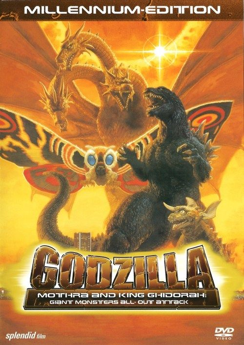 Godzilla, Mothra and King Ghidorah: Giant Monsters All-Out Attack Full Movie Online 2001 | Download Godzilla, Mothra and King Ghidorah: Giant Monsters All-Out Attack Full Movie free HD | stream Godzilla, Mothra and King Ghidorah: Giant Monsters All-Out Attack HD Online Movie Free | Download free English Godzilla, Mothra and King Ghidorah: Giant Monsters All-Out Attack 2001 Movie #movies #film #tvshow
