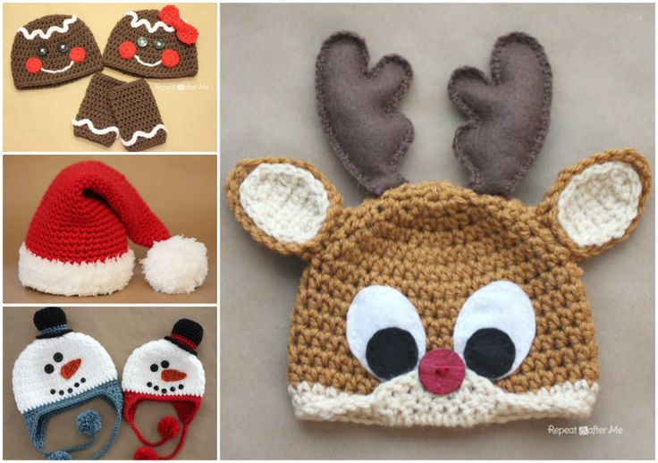 crismas+crochet+2014 | the Christmas spirit with this fantastic collection of Crochet Holiday ...