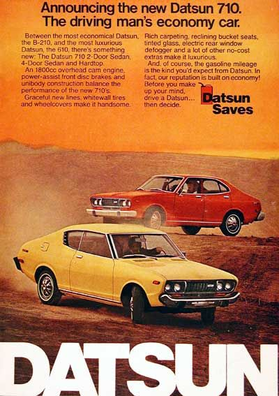 70s america when 30mpg was great fuel economy