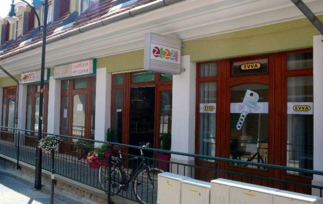 Zazzi cukrászda 1037 Budapest, Bécsi út 57-61. keddtől vasárnapig 10-18