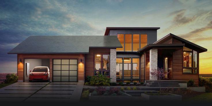 Video: Η οροφή που δίνει ρεύμα για το σπίτι και το αυτοκίνητο