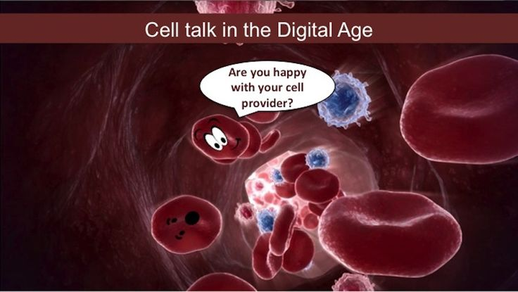 Cell Talk in the digital age - Medhumor