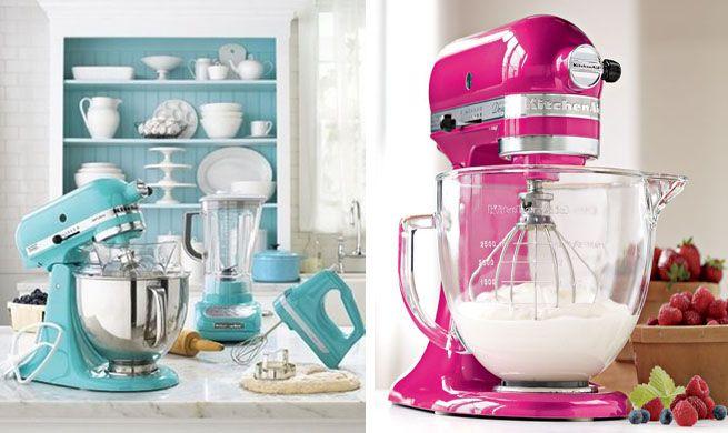 Glamour de los 50 en tu cocina | Decorar tu casa es facilisimo.com
