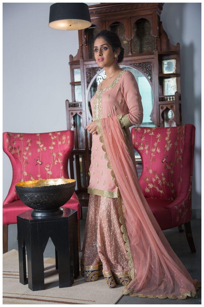 Bhumika grover, indian, designer, lehengas, wedding, ideas, inspirations, style, desi, clothes, indianwear, royal, sharara