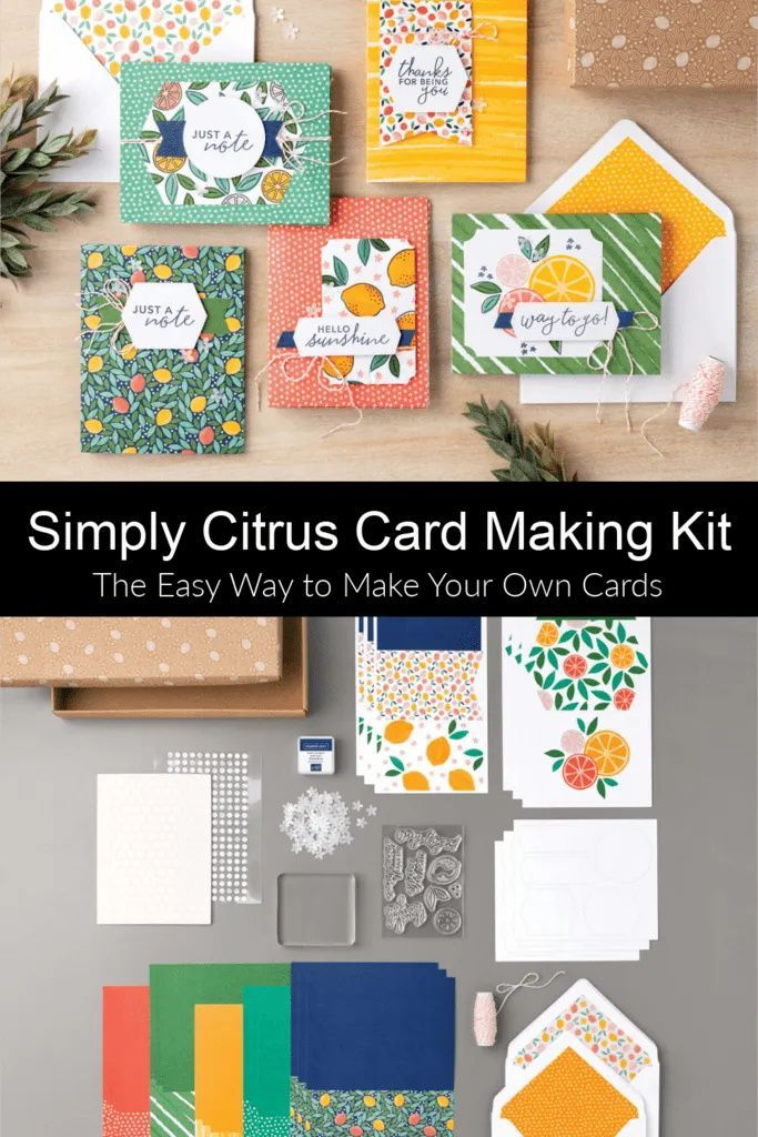 Gifts For Crafters That Are Best For Sparking Creativity Card Making Kits Make Your Own Card Cards Handmade