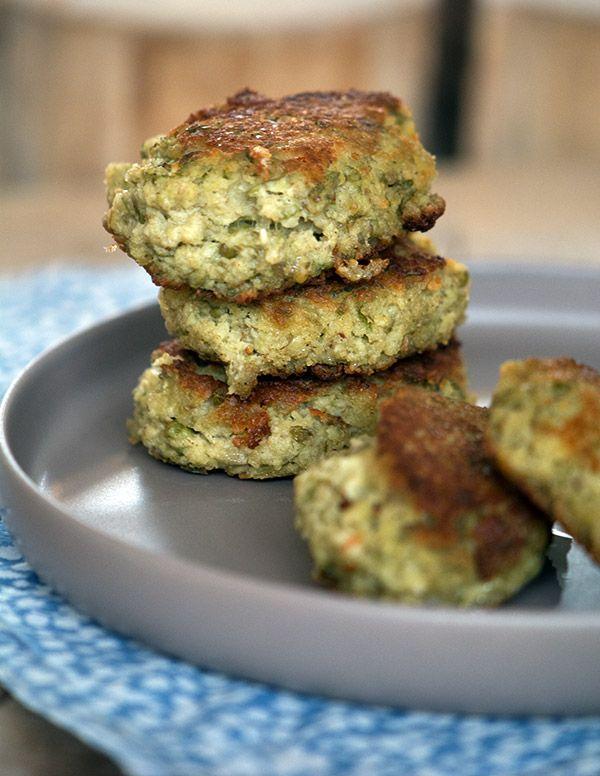 Krydrede bønnedeller - super lækker vegetar frikadelle opskrift