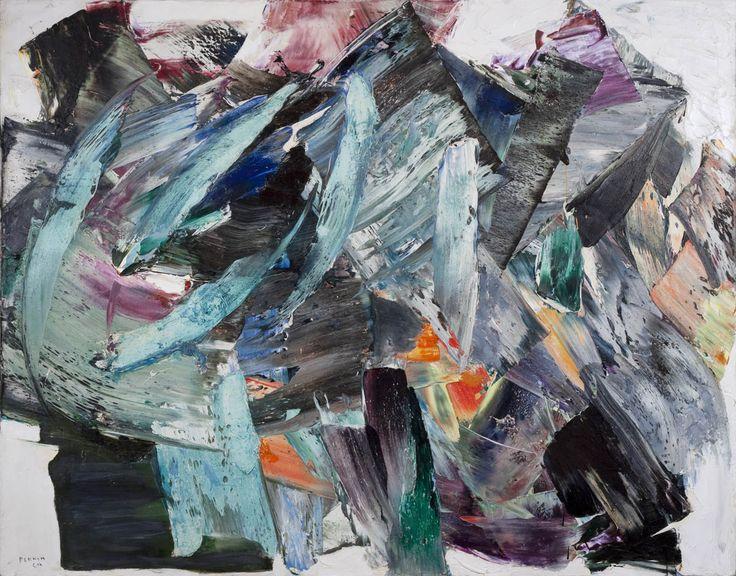 Marcelle Ferron. Follow the biggest painting board on Pinterest: www.pinterest.com/atelierbeauvoir