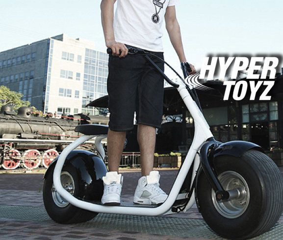 #Twowheel electric #scooters are the safest vehicle nowadays and also it is free of pollution.@htoyz