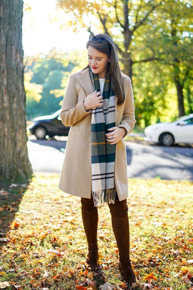 Ralph Lauren Wool Camel Coat
