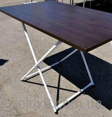 Раскладной стол для пикника 90на60 Одесса - изображение 1