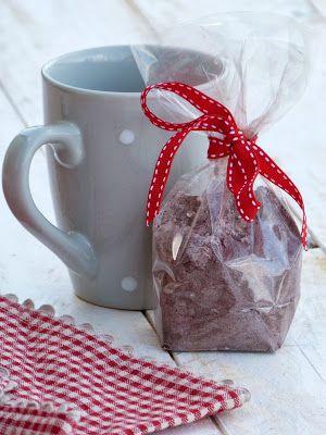 chic,chic,choc...olat: Mug cake au chocolat {le kit à offrir}