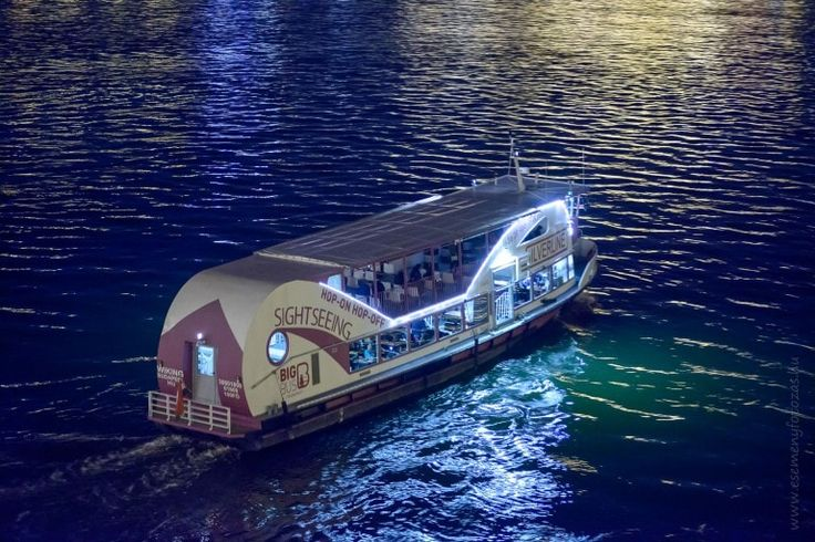 Budapest Sightseeing River Cruise  http://www.silver-line.hu/