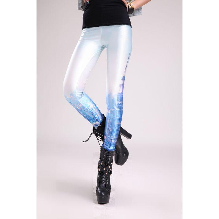 Sexy Stretch bedruckte Leggings Skyline Motiv #Stretch #Leggings #Leggins #Legings #Legins #Skyline #Motiv #Motivlegging #Hose 16.90 EUR inkl. 19% MwSt. zzgl. Versand