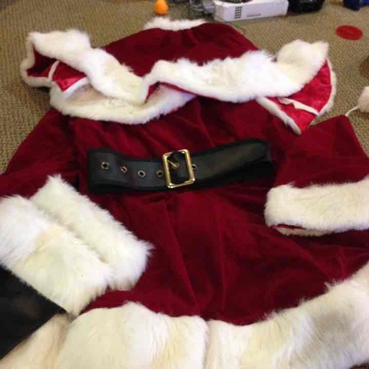 Mrs. Claus outfit. - Mercari: Anyone can buy & sell