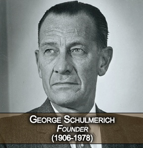 George Schulmerich, founder of Schulmerich Carillons, Inc. of Sellersville, PA., manufacturer of our bells!