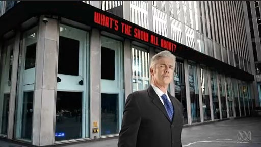 Despite a bad timeslot Shaun Micallef's MAD AS HELL has attracted a big audience for his amusing take on the week's news.