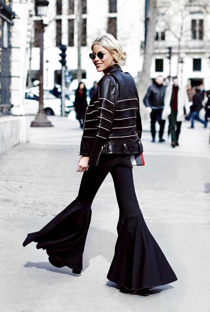 Best 25+ Flare Pants Ideas On Pinterest