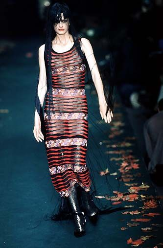 Julien Macdonald: RTW Fall 1998