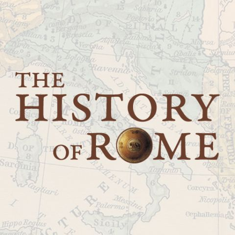 History of Rome in 179 podcasts!