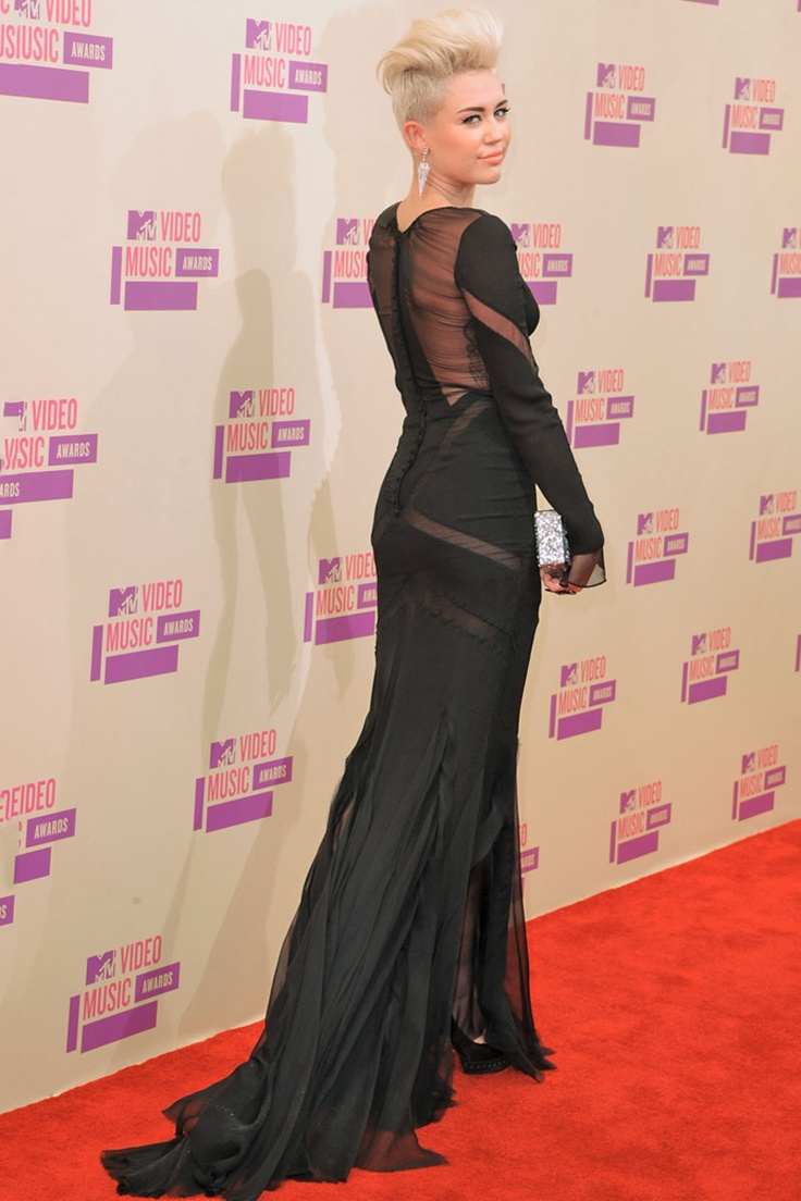 Image result for 2012 vma miley
