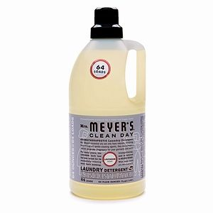 Mrs. Meyer's Clean Day Laundry Detergent, 64 Loads, Lavender
