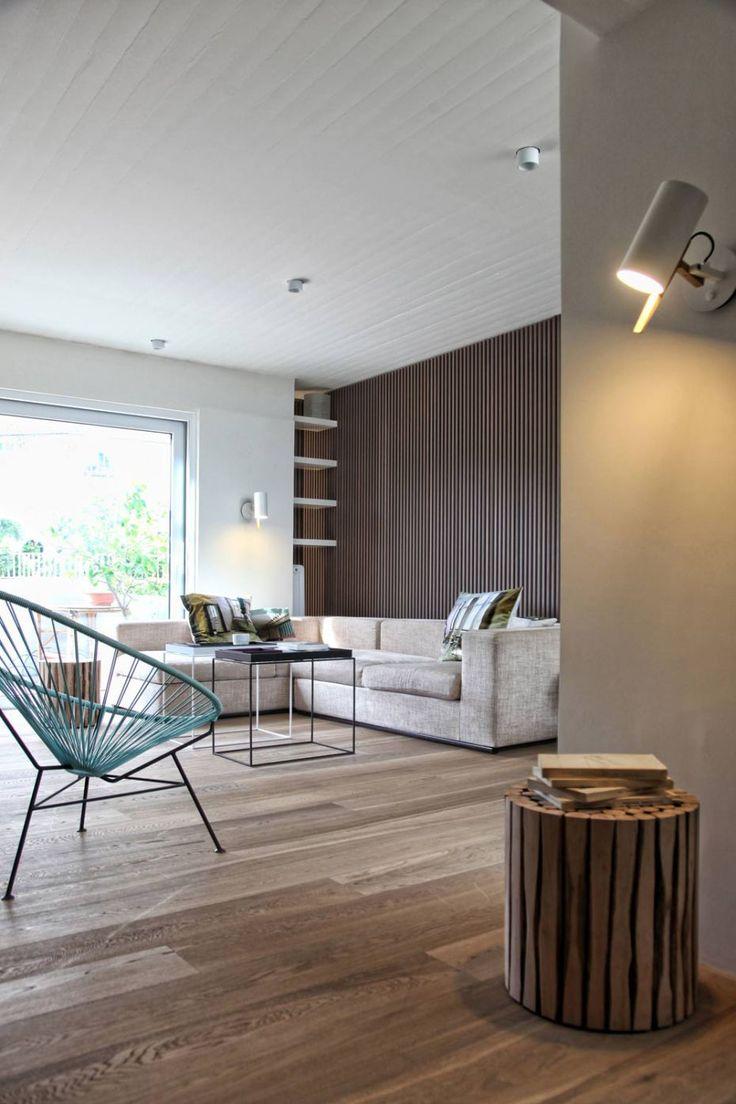 Minimalistic Penthouse With Japanese Styling