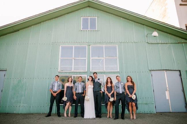 Elle & R Photography Blog - Granville Island Wedding Photos