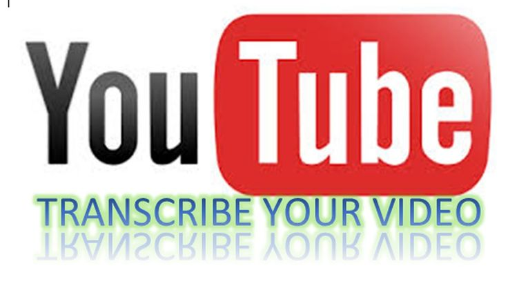 Transcribe your own video