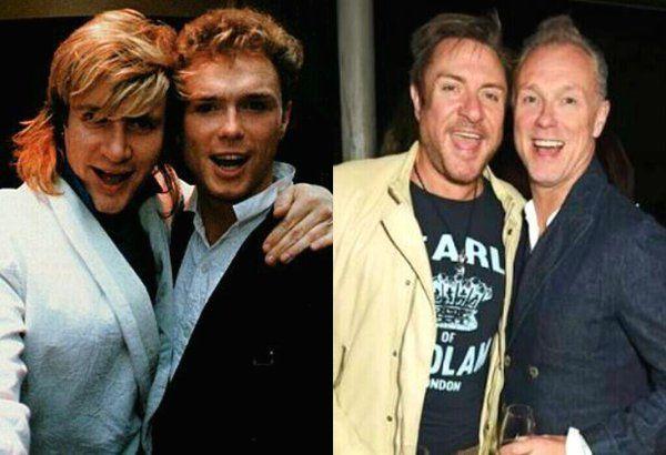 Simon and Gary