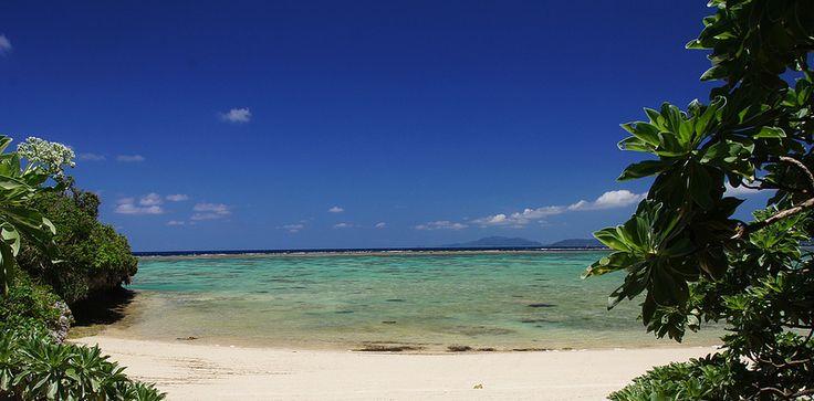 Beaches on Ishigaki-jima (Yonehara)