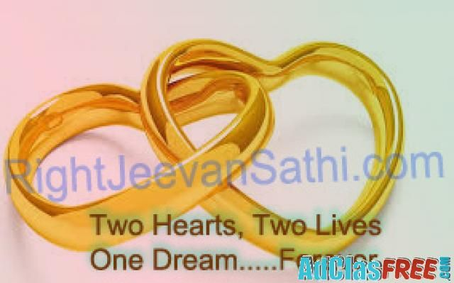 Find Your Life Partner at RightJeevanSathi.com