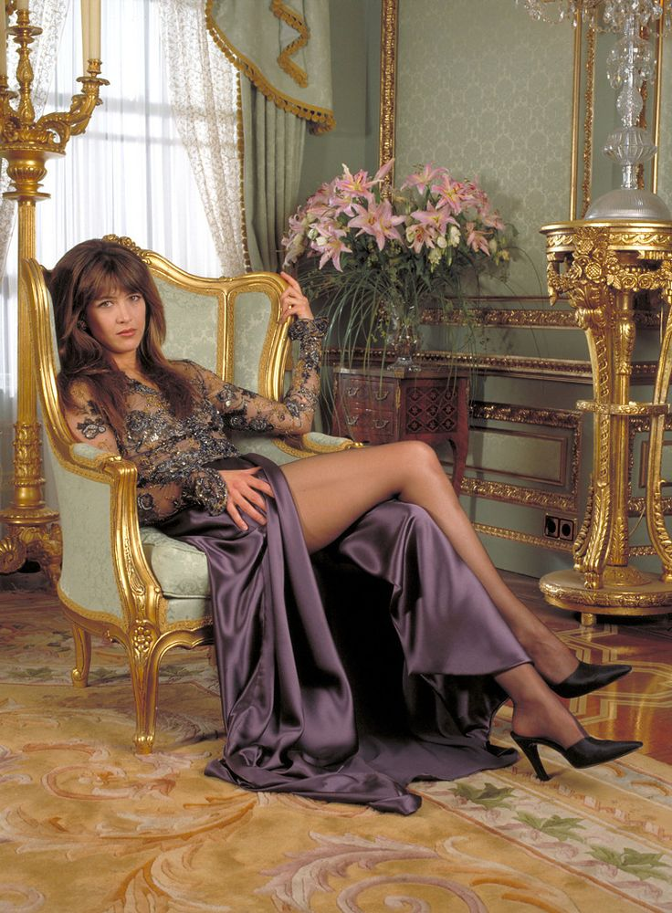 Sophie Marceau as Elektra King in Bond - The World Is Not Enough - (1999)