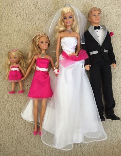 119 best Barbie - Family Portrait images on Pinterest ...