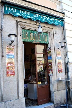 Er Buchetto | The Divine Porchetta of Rome | FATHOM Travel Blog and Travel Guides