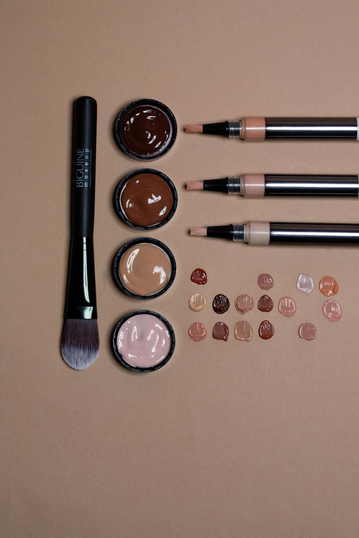 Produits makeup BIGUINE