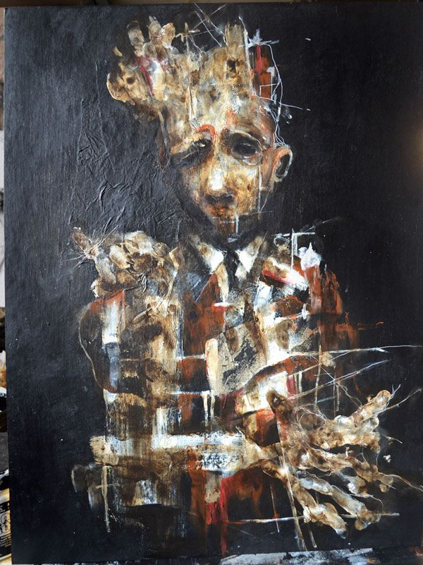 90 best eric lacombe images on pinterest art drawings for Eric mural painter