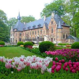 Fini le gris ! A Bruxelles au printemps, les couleurs annoncent la couleur.  La capitale la plus verte d'Europe se repeint en technicolor : en vert  comme les parcs et les jardins ; en rose comme les cerisiers du Japon, en  bleu comme les jacinthes sauvages…