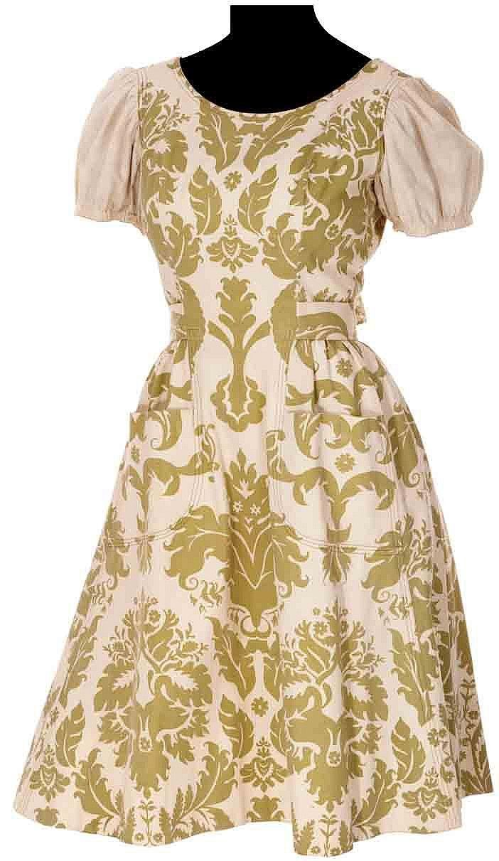 Sound of Music 'curtain' dress | SOUND OF MUSIC | Pinterest | Sound Of ...