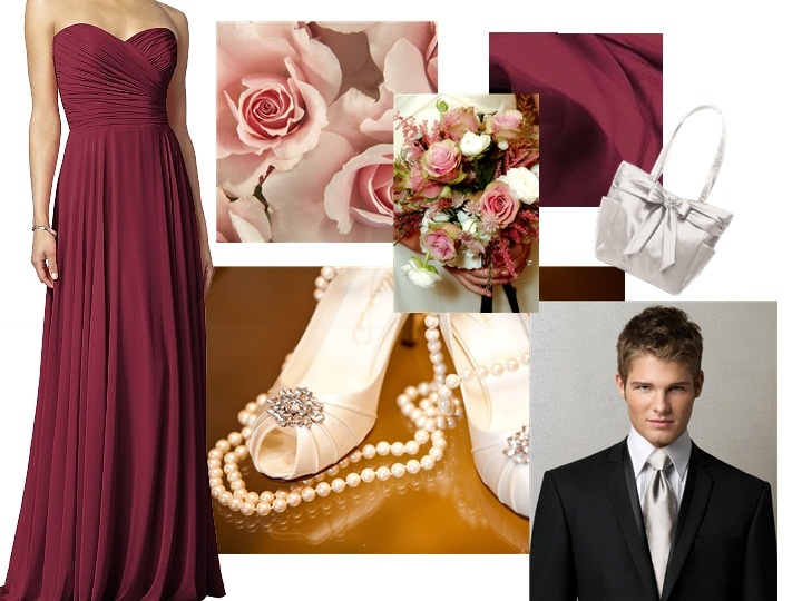 41 Best Champagne Cranberry Red Gold Ivory Images On Pinterest