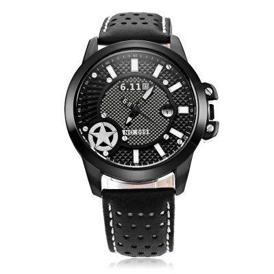 6.11 NO - 009 Male Photovoltaic Energy Quartz Watch #jewelry, #women, #men, #hats, #watches