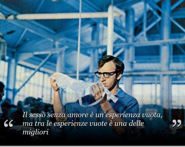 Ottanta anni di Woody Allen: le sue migliori citazioni - Spettacoli - Repubblica.it