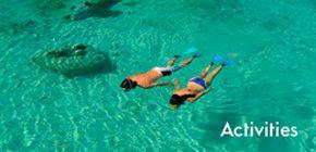 Bora Bora Island Travel Guide and Bora Bora Deals | Tahiti.com -snorkeling
