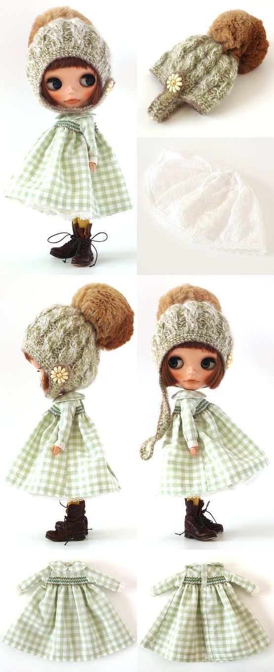 ** Blythe outfit ** Lucalily 325**の画像:mahounote.