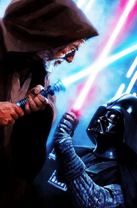 so we meet again obi wan kenobi lightsaber