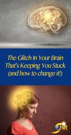 The Glitch in Your Brain That's Keeping You Stuck (and how to change it!) - Relying solely on your emotional intelligence is akin to paddling out to catch the perfect wave and when it finally arrives, failing to get on your surfboard. You haven't yet made contact with the means to truly engage with life. Read more at:   http://blog.theshiftnetwork.com/blog/surfing-your-emotions?utm_source=pinterest-cpc&utm_campaign=bp-emotionalliberation01-rcushnir111416&utm_medium=social