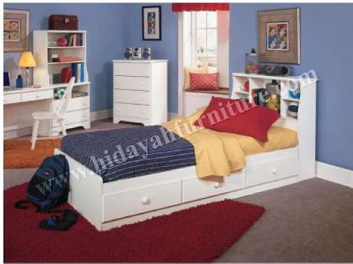 Tempat Tidur Anak Barcelona | Hidayah Furniture