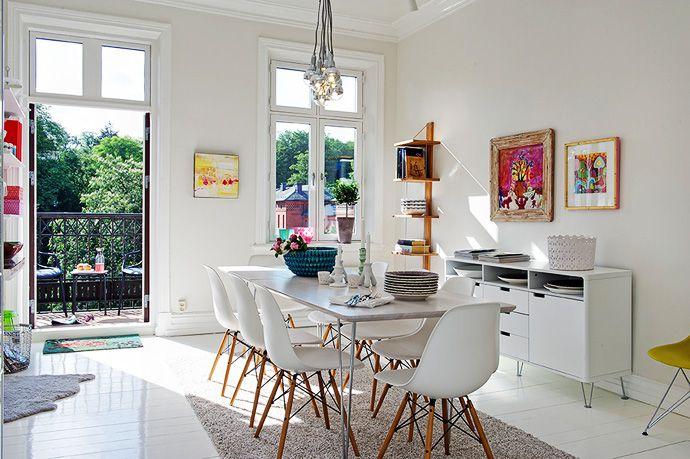 A Contemporary Scandinavian Apartment with a Lovely Terrace   DesignRulz.com